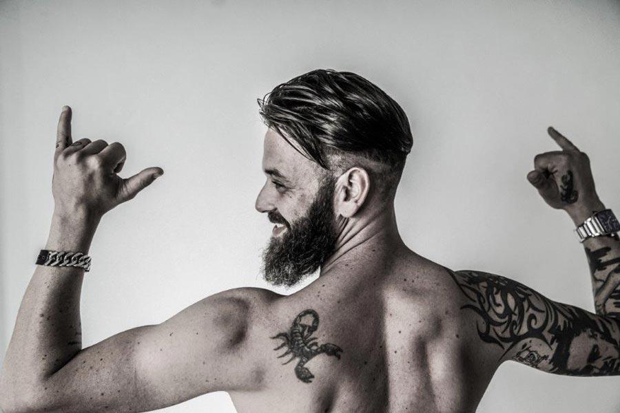 Haarersatz für Herren