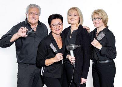 Friseur-Arnold-Memmelsdorf-Team